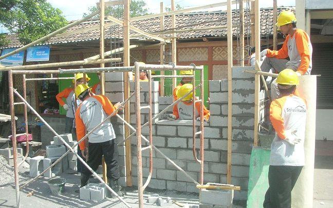 tukang bangunan yang handal dan amanah untuk membangun rumah murah